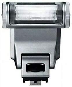 Flash For Nex-5/Nex-3/Nex-C3 Camera Silver Hvl-F20S Sony From Japan