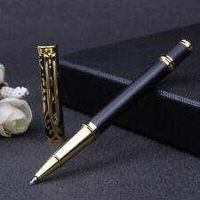 0.5mm Zubehör Luxus Metall Kugelschreiber Signatur Kugelschreiber Schwarz Tinte
