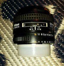 Nikkor AF 50mm 1: 1.4 Nikon Objektiv Festbrennweite d7100 d7000 d90 d7200 d80