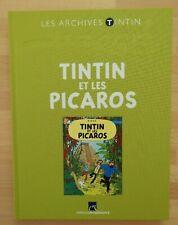 Hergé - LES ARCHIVES TINTIN - Tintin et les Picaros