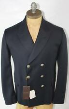 AUTH $2095 Gucci Men Black Sport Coat Jacket 56/XXL