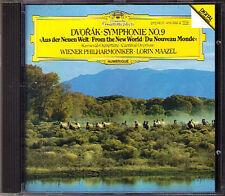 Lorin MAAZEL: DVORAK Symphony No.9 New World Carnival CD Wiener Philharmoniker