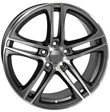 "18"" R8 style Wheels For Audi A8 A6 A4 A5 VW Tiguan Rims 18 X 8.0"" Set of (4)"