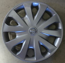 "Genuine Nissan Versa hub cap 12 13 14 15 16 15"" wheel cover original hubcap"
