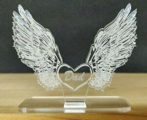 In Loving memory memorial plaque