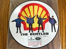 THE  BEATLES ~ HELP ~ LIMITED EDITION PICTURE DISC ~ MADE IN HOLLAND