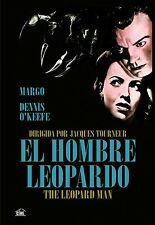 THE LEOPARD MAN  (1943) **Dvd R2** Dennis O'Keefe, Margo