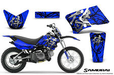 YAMAHA TTR90 CREATORX GRAPHICS KIT DECALS SAMURAI BBL