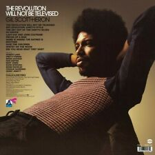 GIL SCOTT-HERON The Revolution Will Not Be Televised NEW & SEALED LP VINYL (BGP)
