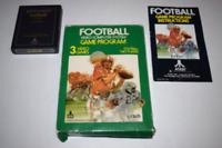 Football Atari 2600 Video Game Complete in Box