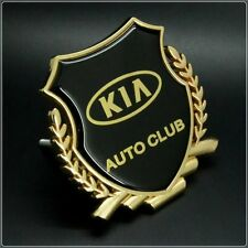New Metal Front Grille Grill Car Sticker Emblem Badge Ornament Fit KIA K5 Optima