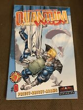Quantum & Woody #0 Acclaim Valiant 1997 American Entertainment High Grade