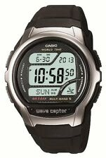 Casio Wrist Watch Wave Ceptor Radio Clock Multi Band5 WV-58J-1AJF Men F/S /C1