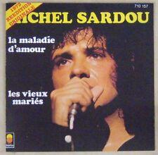 Michel Sardou CD La maladie d'amour 1987