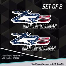 *NEW* ZR-5 4x4 VINYL DECAL STICKER S-10 EXTREME Sonoma ZR-2 S10 pickup  sa0014