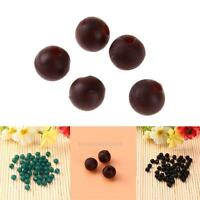 50pcs Carp Fishing Beads Round Soft Rubber Rig Beads Fishing Floating Tackles