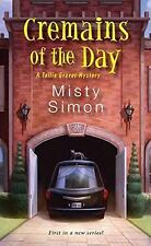 Cremains of the Day (Paperback or Softback)