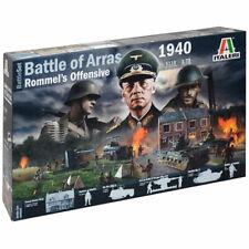 ITALERI 6118 WWII Battleset 'Rommel Offensive 1940' 1:72 Military Model Kit
