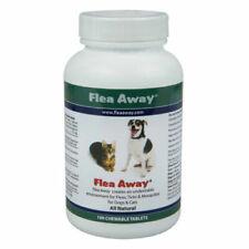 Flea Away - 100 Chewable Tablets