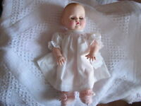 "SALE NO DOLL BEAUTIFUL SMOCKED  DRESS SET 16"" EFFANBEE DYDEE DOLL TT BETSY W."