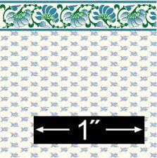Dollhouse Miniature - 1:24 Scale Wallpaper - BPHAM104B - Pride & Joy