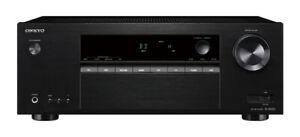 Onkyo TX-SR2525.1-Channel A/V Receiver, Ultra HD 100w per Channel, USB