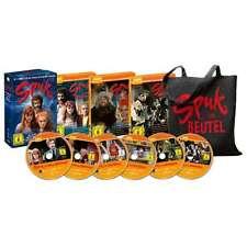 Spuk Komplettbox - alle 3 Kultboxen + Spuk Tragebeutel - 6 DVD Box