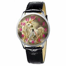 Young Unicorn Stainless Wristwatch Wrist Watch