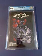 Amazing spider man 792 cgc 9.8 stegman RARE!!! 1st appearance MANIAC 1:25 VHTF
