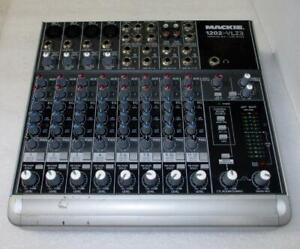 Mackie 1202-VLZ3 12-Channel Premium Mic / Line Mixer Console