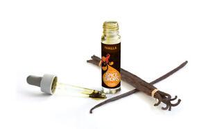 Vanille Extrakt Bio Vegan 5ml (150 Tropfen) zum Kochen Backen Ayurveda Produkt