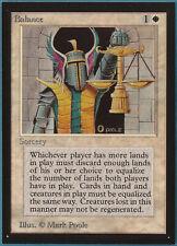 Balance Collectors' Edition NM White Rare MAGIC MTG CARD (ID# 125537) ABUGames