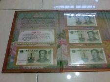 RARE China 1999 : $1 Banknote, 30pcs 7 Same No (6666349) In 3 Hard Folder (UNC)