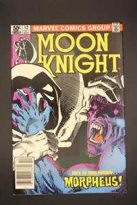 Moon Knight # 12 - NEAR MINT 9.4 NM -  MARVEL Comics