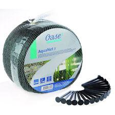 Oase AquaNet 3 Teichnetz 6,00 x 10,00 m Teich-Schutznetz