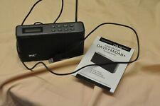 SCANSONIC DA19 FM/DAB+ PORTABLE RADIO