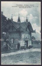BELLUNO VENADORO 03 VENA D'ORO GRAND HOTEL TERME STALLA SVIZZERA Cartolina 1914