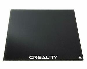 Official Creality 3D CR-10/ CR-10S Tempered Glass Bed Build Plate 310x310x4mm