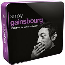 Serge Gainsbourg - Simply Gainsbourg [New CD] UK - Import