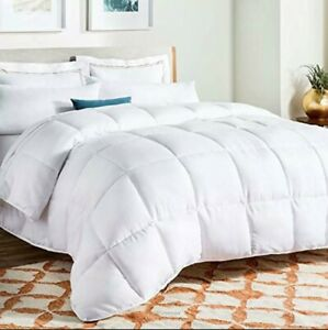 LINENSPA  Down Alternative Microfiber Comforter - King