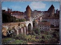 SEMUR EN AUXOIS VUE GENERALE        postcard