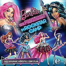 Barbie - Eine Prinzessin im Rockstar Camp - Das Original-H... | CD | Zustand gut