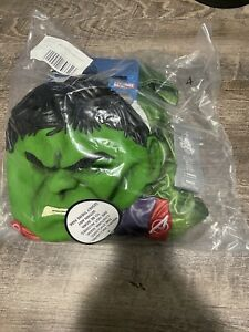 Disney Store Marvel Incredible HULK Avengers Costume /Mask/Sound Child Size  4