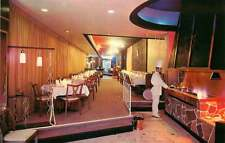 Postcard Rose Bowl Restaurant & Charcoal Steak House, London, Ontario, Canada