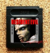 16bit Video Game Cartridge Console Resident Evil US Version