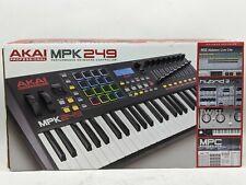 Open Box AKAI Professional MPK249 Performance MIDI Keyboard Controller -NR1278