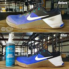 Shoe Cleaner 8 oz Sneakers Tennis Golf Shoes Boots Leather Nubuck smelling fresh