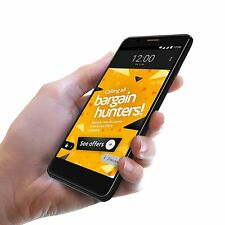 """Wileyfox Spark Add-X 16GB 2GB 5.5"""" HD Dual Sim 4G Smartphone SimFree Unlocked"""