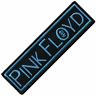 Pink Floyd Turchesi su Nero Termoadesivo / da Cucire Panno Toppa (Cv)