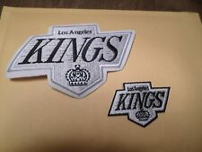 NHL LA LOS ANGELES KINGS IRON ON PATCH LOT 2014 STANLEY CUP NICE!!!